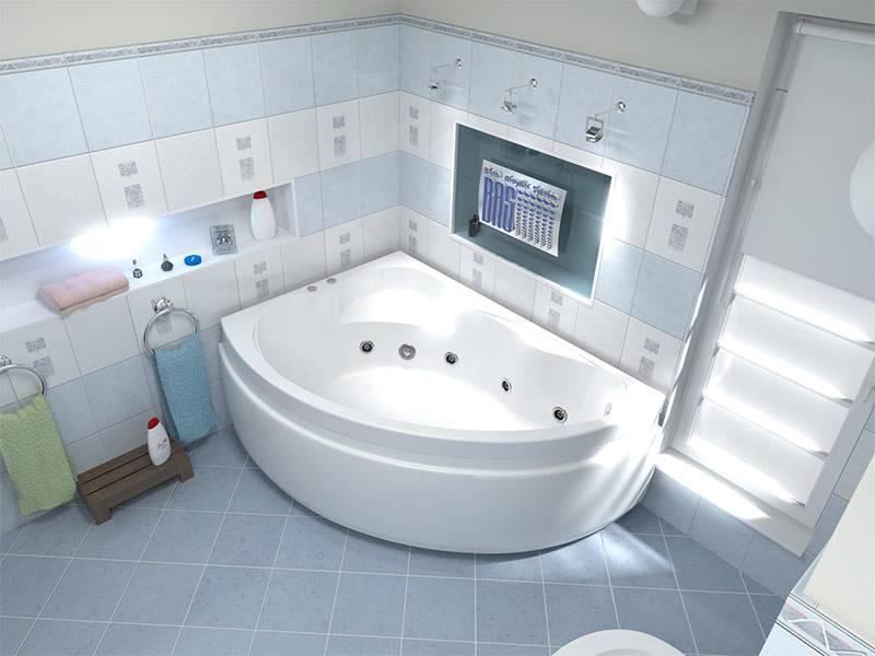 Какая акриловая ванна лучше по качеству