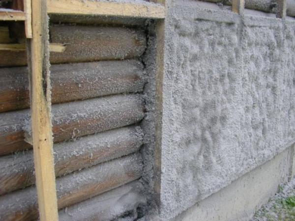 Утепление стен в брусовом доме изнутри