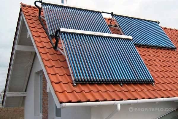 Автономное отопление в частном доме без газа
