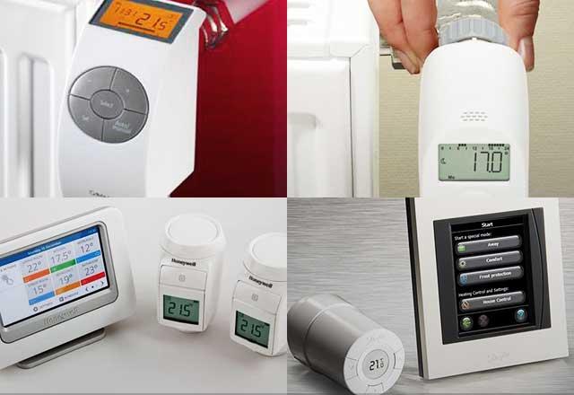 Регулировка температуры батарей отопления