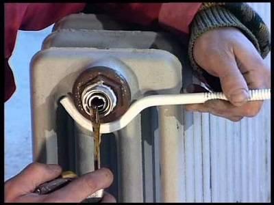 Промывка системы отопления мкд