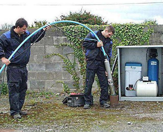 Очиститель воды в дом