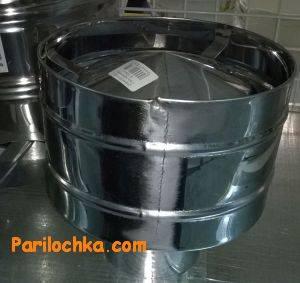 Установка железной печи в бане