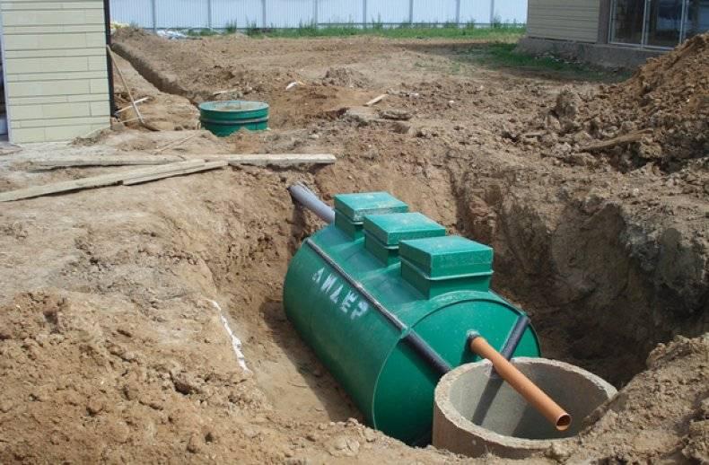 Сделать канализацию в частном доме