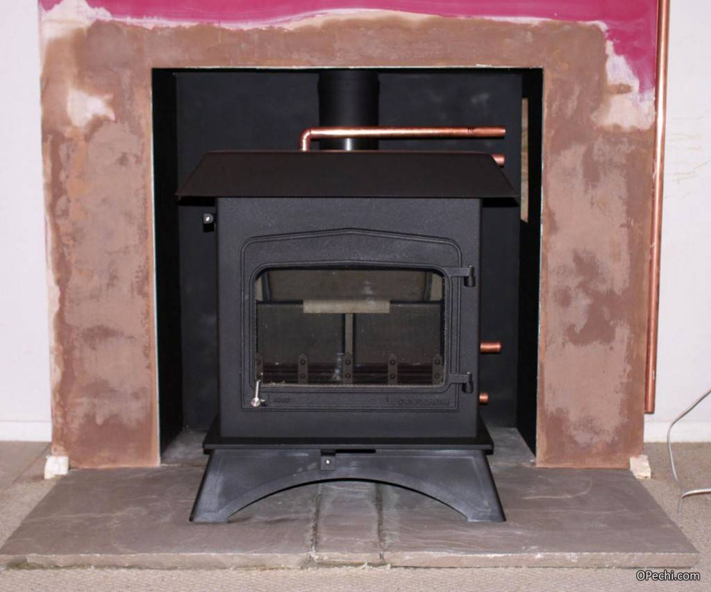Печка камин для дома