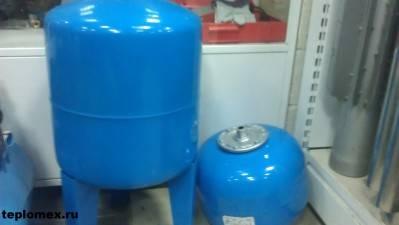 Принцип работы гидроаккумулятора в системе водоснабжения