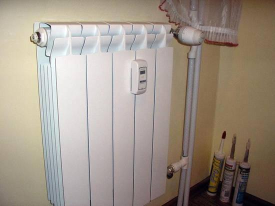 Прибор учета тепловой энергии в квартире