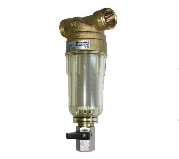 Фильтр грубой очистки на воду