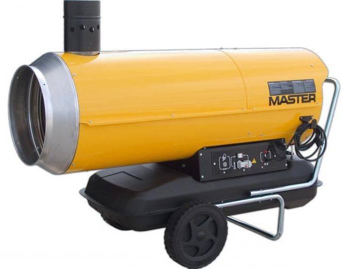 тепловая пушка дизельная расход топлива