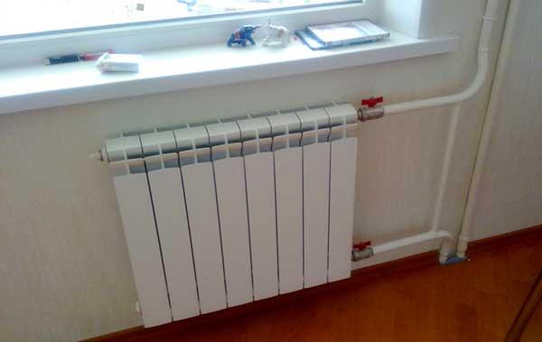 Как отличить биметаллические радиаторы от алюминиевых