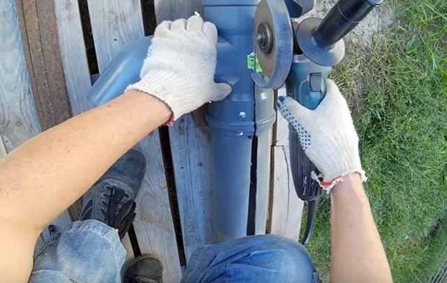 Как правильно поставить водостоки