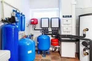 Мембранный бак для систем водоснабжения