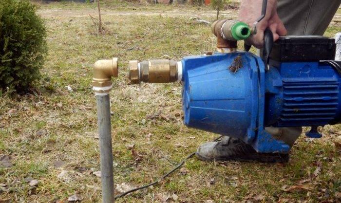 Мотопомпа не качает воду причины