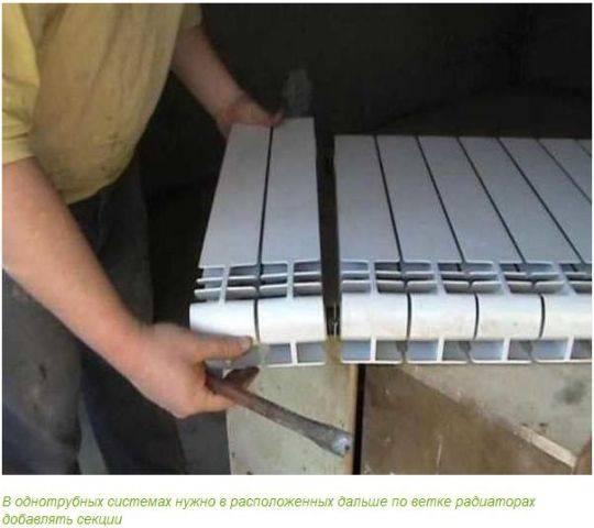 Российские радиаторы отопления