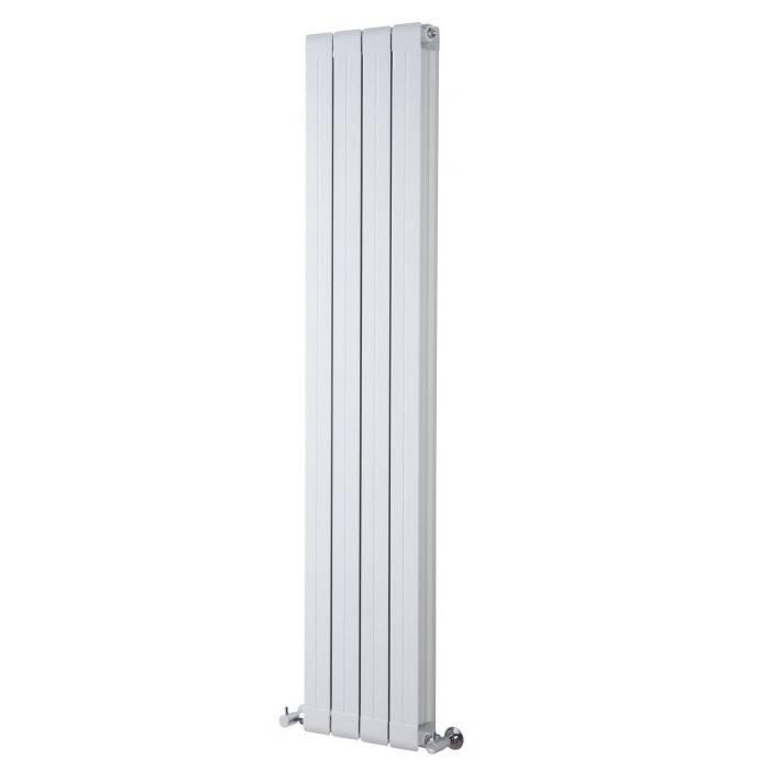 Биметаллические радиаторы вертикальные