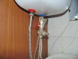 Обвязка водонагревателя накопительного электрического
