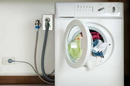 Как подключить машинку автомат к водопроводу