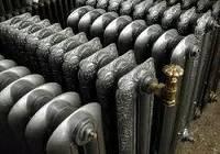 Вес секции чугунной батареи старого образца