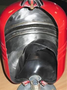 Расчет расширительного бака для отопления закрытого типа