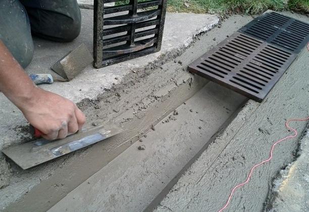 Ливневая канализация трубы