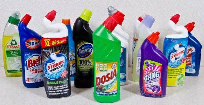 Как отмыть унитаз