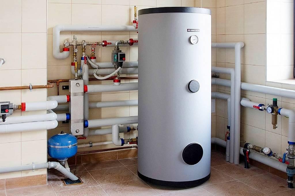 Отопление на даче без газа