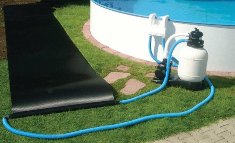Теплообменник для подогрева воды в бассейне