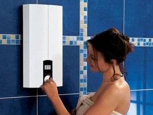 Подключаем водонагреватель своими руками