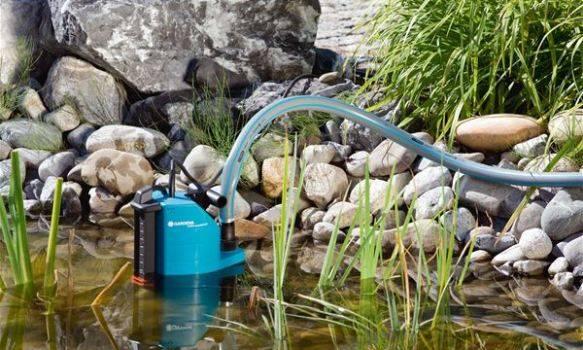 Насос водяной водолей