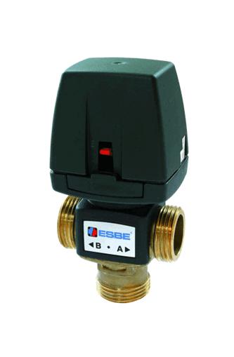 Клапан термостатический для теплого пола