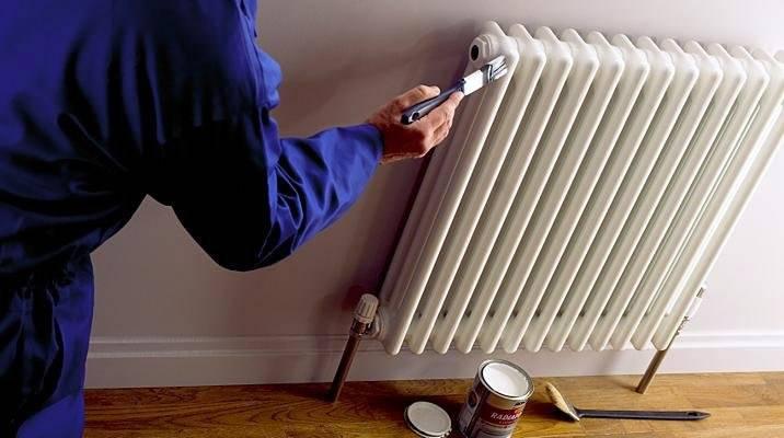 Как разобрать радиатор