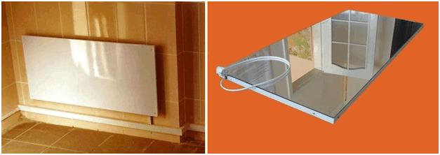 Конвектор для ванной комнаты