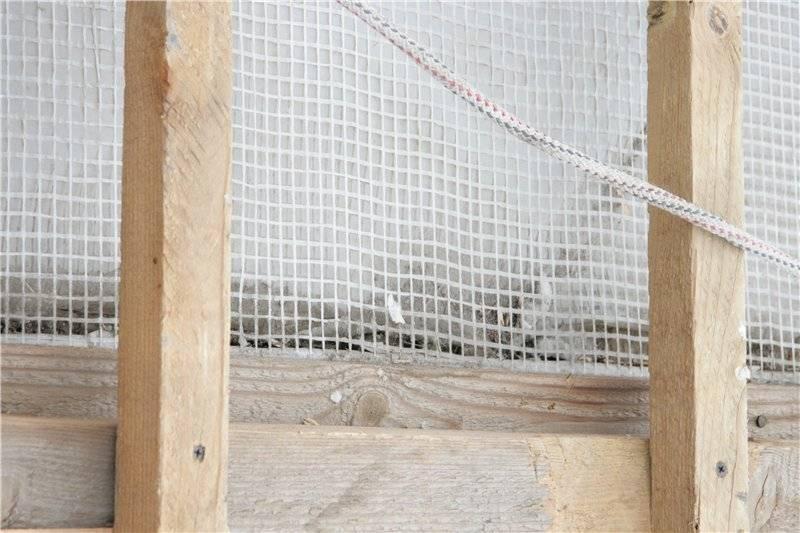 Вентзазор в каркасном доме