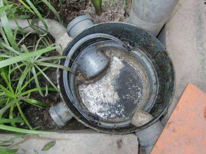 Промышленный жироуловитель для канализации