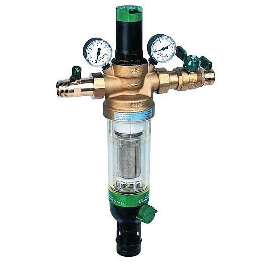 Фильтр первичной очистки воды