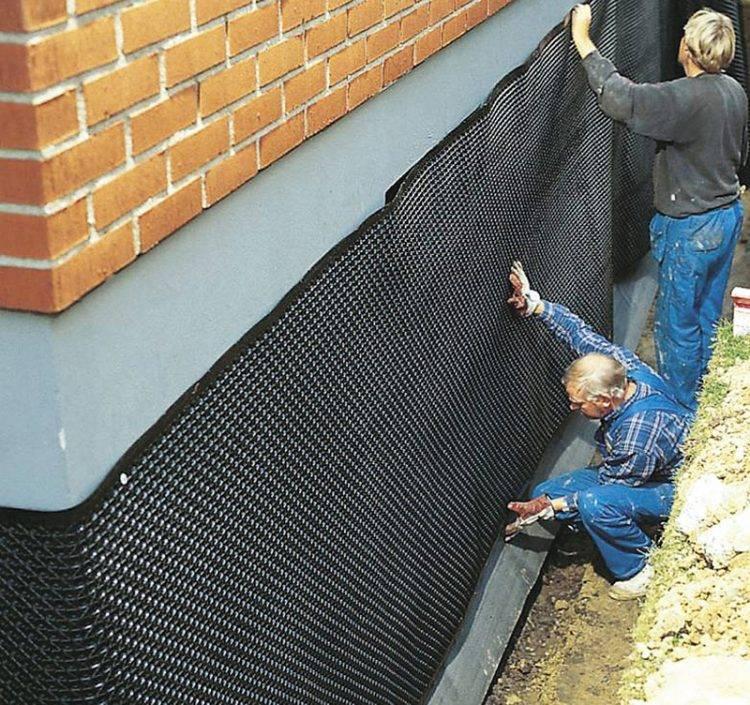 Утепление стен снаружи под сайдинг