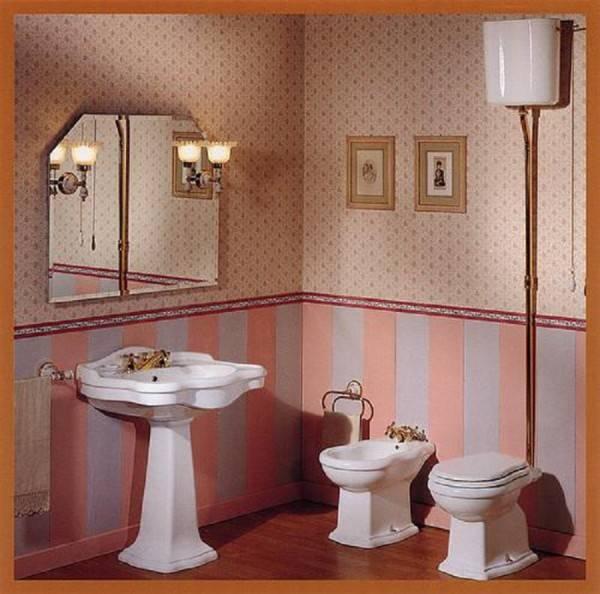 Туалет без бачка