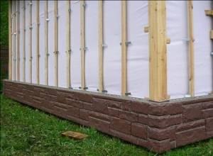 Минвата для утепления стен