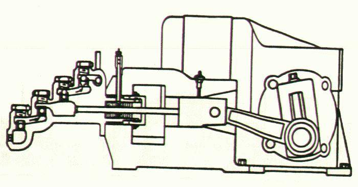 Плунжерный насос высокого давления