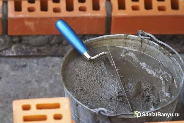 Пропорции глины и песка для кладки печей
