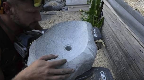 Как сделать раковину