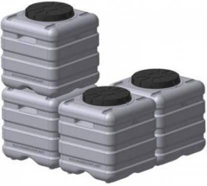Емкости для хранения воды на даче