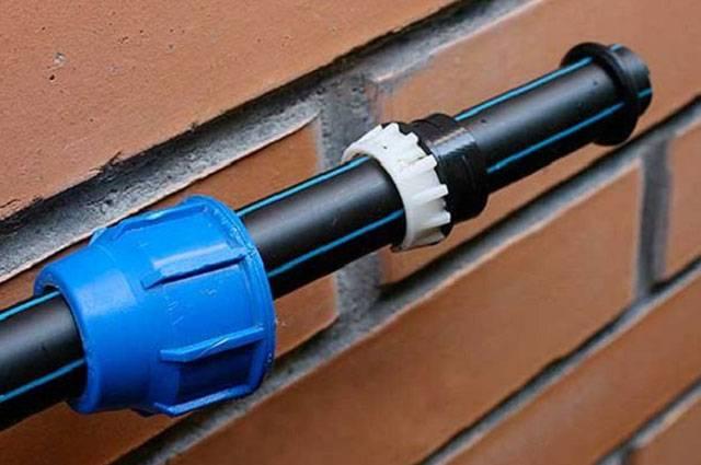 Пнд трубы для водопровода размеры