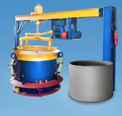 Вес бетонного кольца для колодца