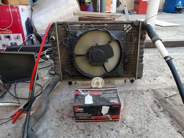 Отопление в гараже своими руками на тосоле
