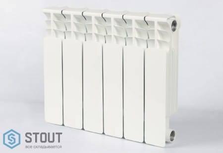 Радиатор отопления водяной