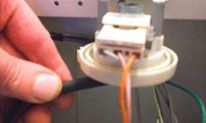 Прессостат стиральной машины индезит