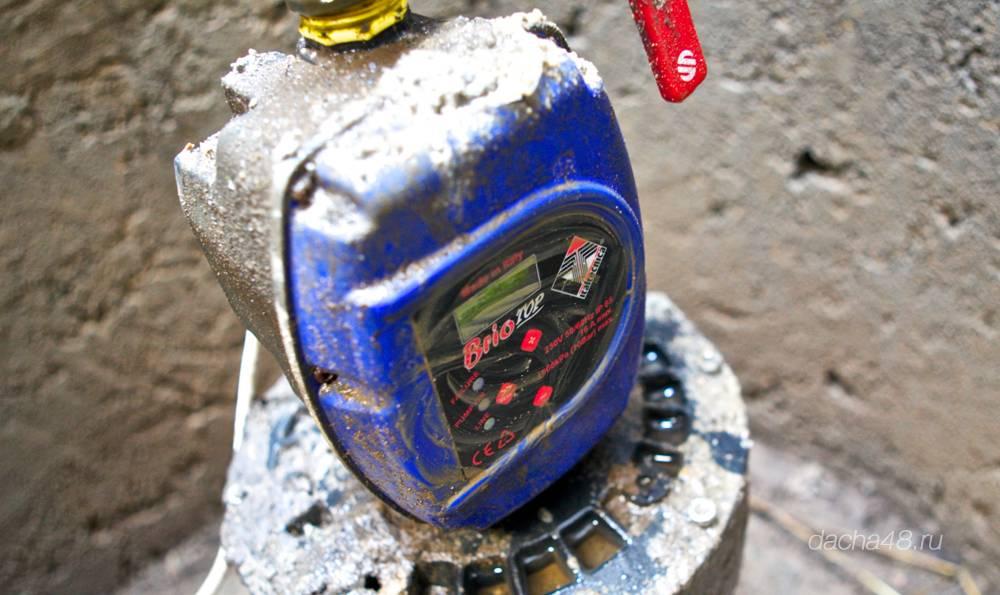 Насос для скважины с автоматикой