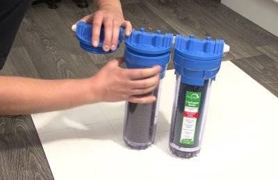 Фильтр для смягчения водопроводной воды