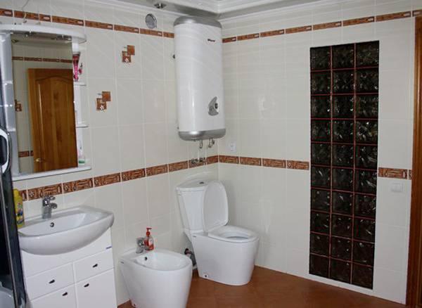 Нагреватель воды для душа в квартире